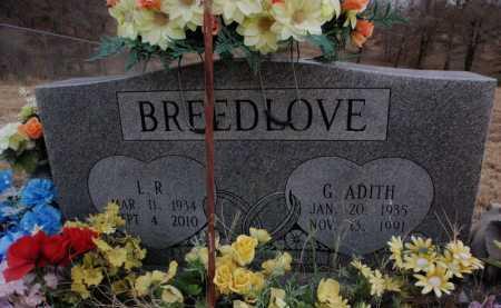 BREEDLOVE, G. ADITH - Boone County, Arkansas | G. ADITH BREEDLOVE - Arkansas Gravestone Photos