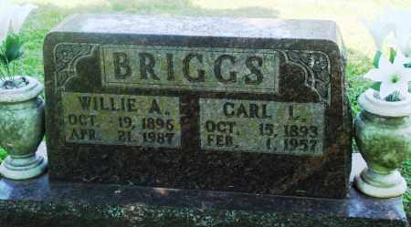 BRIGGS, CARL LEE - Boone County, Arkansas | CARL LEE BRIGGS - Arkansas Gravestone Photos