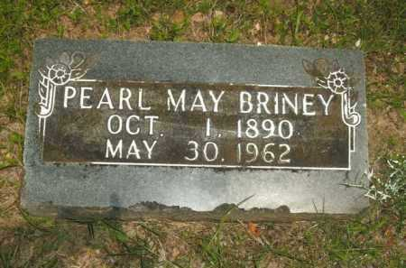 TANDY BRINEY, PEARL - Boone County, Arkansas | PEARL TANDY BRINEY - Arkansas Gravestone Photos