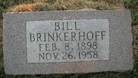 BRINKERHOFF, BILL - Boone County, Arkansas   BILL BRINKERHOFF - Arkansas Gravestone Photos