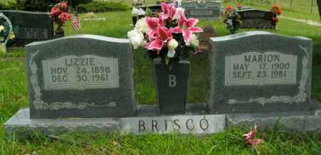 BRISCO, MARION - Boone County, Arkansas | MARION BRISCO - Arkansas Gravestone Photos