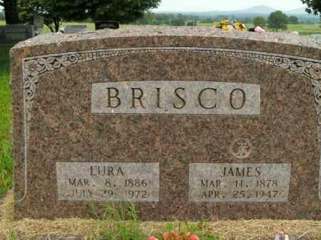 BRISCO, LURA - Boone County, Arkansas   LURA BRISCO - Arkansas Gravestone Photos