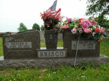 BRISCO, VERLIN L. - Boone County, Arkansas | VERLIN L. BRISCO - Arkansas Gravestone Photos