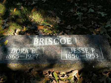 BRISCOE, JESSE P. - Boone County, Arkansas | JESSE P. BRISCOE - Arkansas Gravestone Photos