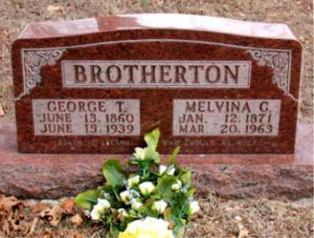 BROTHERTON, GEORGE THOMAS - Boone County, Arkansas | GEORGE THOMAS BROTHERTON - Arkansas Gravestone Photos