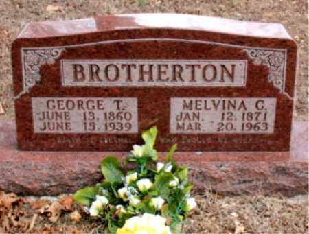 SHARP BROTHERTON, MELVINA - Boone County, Arkansas | MELVINA SHARP BROTHERTON - Arkansas Gravestone Photos