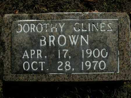 BROWN, DOROTHY - Boone County, Arkansas | DOROTHY BROWN - Arkansas Gravestone Photos