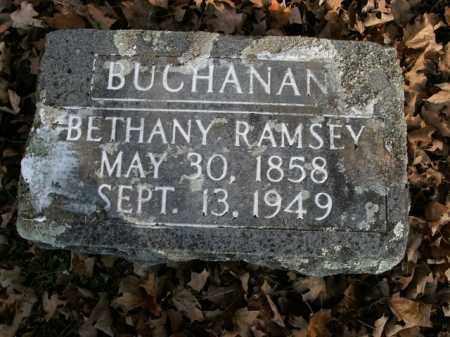 BUCHANAN, BETHANY - Boone County, Arkansas | BETHANY BUCHANAN - Arkansas Gravestone Photos