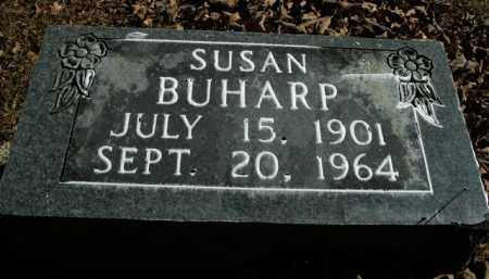 BUHARP, SUSAN M - Boone County, Arkansas | SUSAN M BUHARP - Arkansas Gravestone Photos