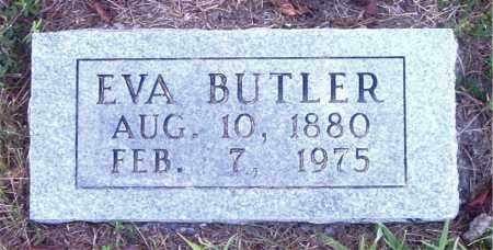 BUTLER, EVA - Boone County, Arkansas | EVA BUTLER - Arkansas Gravestone Photos