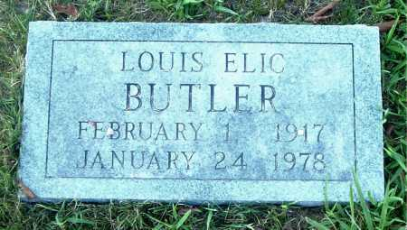 BULTER, LOUIS ELIC - Boone County, Arkansas | LOUIS ELIC BULTER - Arkansas Gravestone Photos