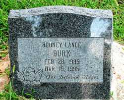BURK, ROUNEY LANCE - Boone County, Arkansas | ROUNEY LANCE BURK - Arkansas Gravestone Photos