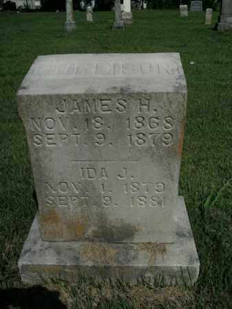 BURLISON, IDA J. - Boone County, Arkansas   IDA J. BURLISON - Arkansas Gravestone Photos