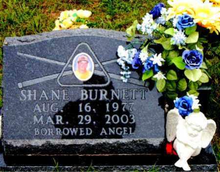 BURNETT, SHANE - Boone County, Arkansas | SHANE BURNETT - Arkansas Gravestone Photos