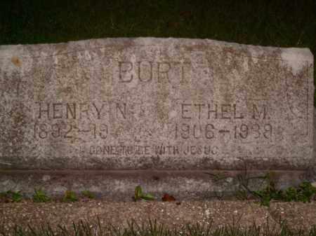 BURT, HENRY N. - Boone County, Arkansas | HENRY N. BURT - Arkansas Gravestone Photos