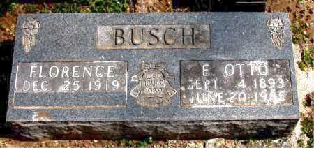 BUSCH, EARNEST  OTTO - Boone County, Arkansas | EARNEST  OTTO BUSCH - Arkansas Gravestone Photos