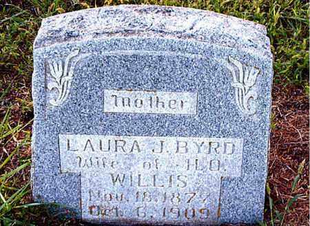 BYRD, LAURA J. - Boone County, Arkansas | LAURA J. BYRD - Arkansas Gravestone Photos