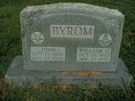 "BYROM, JUNIE M ""JUAN"" - Boone County, Arkansas 