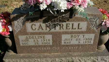 CANTRELL, ROY TIPTON - Boone County, Arkansas | ROY TIPTON CANTRELL - Arkansas Gravestone Photos