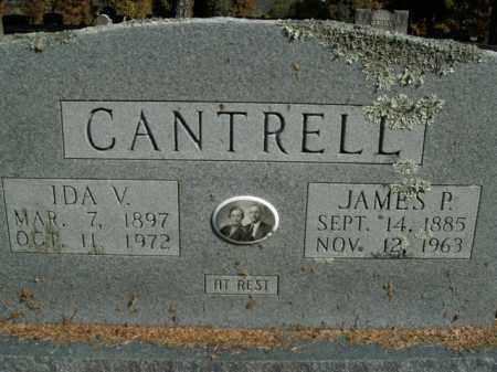 CANTRELL, JAMES P. - Boone County, Arkansas | JAMES P. CANTRELL - Arkansas Gravestone Photos