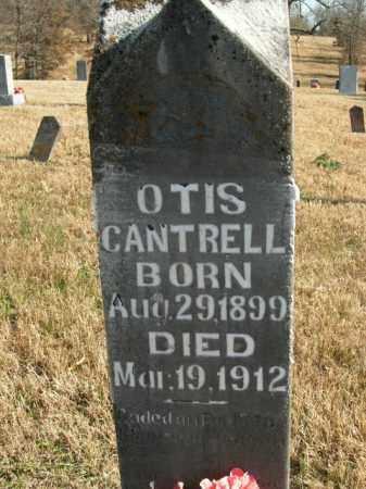 CANTRELL, OTIS - Boone County, Arkansas   OTIS CANTRELL - Arkansas Gravestone Photos
