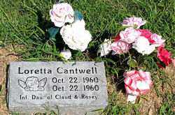 CANTWELL, LORETTA - Boone County, Arkansas   LORETTA CANTWELL - Arkansas Gravestone Photos