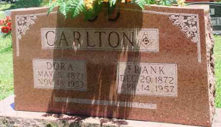 CARLTON, DORA - Boone County, Arkansas | DORA CARLTON - Arkansas Gravestone Photos