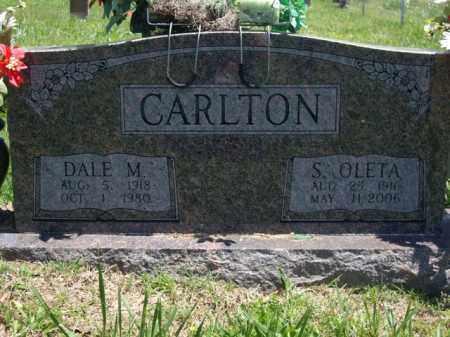 CARLTON, S. OLETA - Boone County, Arkansas | S. OLETA CARLTON - Arkansas Gravestone Photos