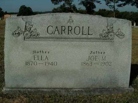 CARROLL, JOE M. - Boone County, Arkansas | JOE M. CARROLL - Arkansas Gravestone Photos
