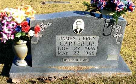 CARTER, JAMES LEROY JR. - Boone County, Arkansas   JAMES LEROY JR. CARTER - Arkansas Gravestone Photos