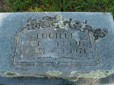 CARTER, LUCILLE - Boone County, Arkansas | LUCILLE CARTER - Arkansas Gravestone Photos