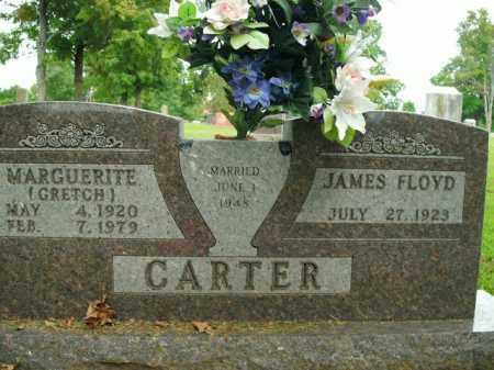 CARTER, MARGUERITE - Boone County, Arkansas   MARGUERITE CARTER - Arkansas Gravestone Photos
