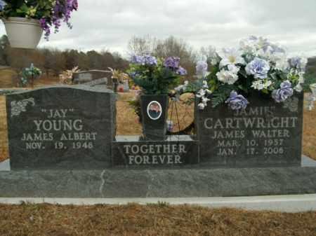 CARTWRIGHT, JAMES WALTER - Boone County, Arkansas   JAMES WALTER CARTWRIGHT - Arkansas Gravestone Photos