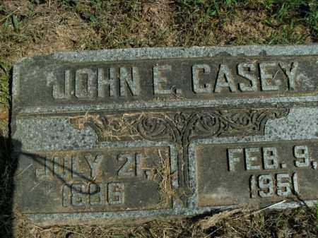 CASEY, JOHN E. - Boone County, Arkansas | JOHN E. CASEY - Arkansas Gravestone Photos