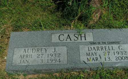 CASH, AUDREY JEAN - Boone County, Arkansas | AUDREY JEAN CASH - Arkansas Gravestone Photos