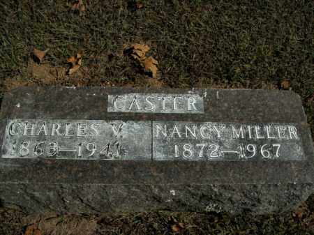MILLER CASTER, NANCY - Boone County, Arkansas   NANCY MILLER CASTER - Arkansas Gravestone Photos