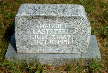 CASTSTEEL, MAGGIE - Boone County, Arkansas | MAGGIE CASTSTEEL - Arkansas Gravestone Photos