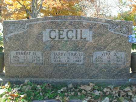 CECIL, VIVA DAWN - Boone County, Arkansas | VIVA DAWN CECIL - Arkansas Gravestone Photos