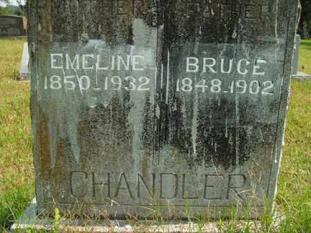 CHANDLER, BRUCE - Boone County, Arkansas | BRUCE CHANDLER - Arkansas Gravestone Photos