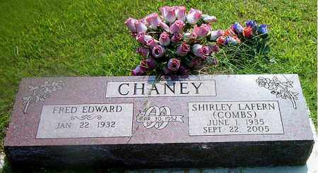 COMBS CHANEY, SHIRLEY LAFERN - Boone County, Arkansas | SHIRLEY LAFERN COMBS CHANEY - Arkansas Gravestone Photos