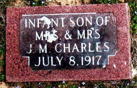 CHARLES, INFANT SON - Boone County, Arkansas | INFANT SON CHARLES - Arkansas Gravestone Photos