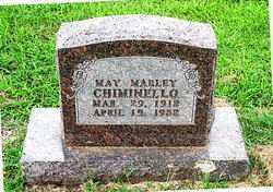 CHIMINELLO, MAY  MARLEY - Boone County, Arkansas | MAY  MARLEY CHIMINELLO - Arkansas Gravestone Photos