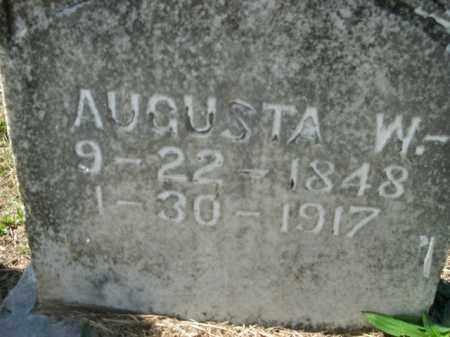CLARK, AUGUSTA W. - Boone County, Arkansas | AUGUSTA W. CLARK - Arkansas Gravestone Photos