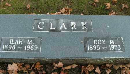 CLARK, ILAH M. - Boone County, Arkansas | ILAH M. CLARK - Arkansas Gravestone Photos