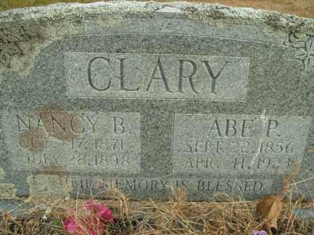 CLARY, NANCY BELLE - Boone County, Arkansas | NANCY BELLE CLARY - Arkansas Gravestone Photos