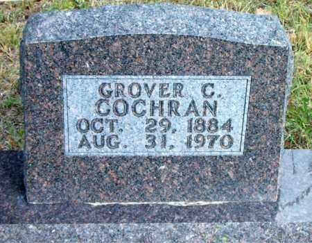 COCHRAN, GROVER C. - Boone County, Arkansas | GROVER C. COCHRAN - Arkansas Gravestone Photos