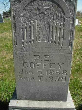 COFFEY, R.E. - Boone County, Arkansas | R.E. COFFEY - Arkansas Gravestone Photos