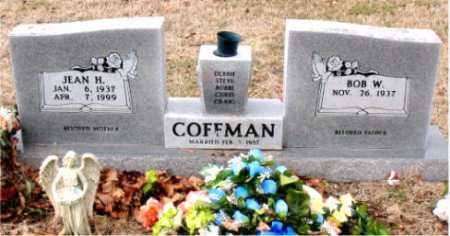 COFFMAN, JEAN  H. - Boone County, Arkansas   JEAN  H. COFFMAN - Arkansas Gravestone Photos