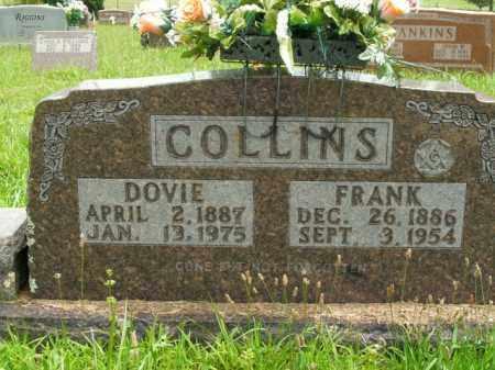 COLLINS, DOVIE - Boone County, Arkansas | DOVIE COLLINS - Arkansas Gravestone Photos