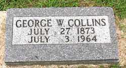 COLLINS, GEORGE W. - Boone County, Arkansas | GEORGE W. COLLINS - Arkansas Gravestone Photos